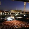Ragamuffin Concert at the W.A.C.A. Ground in Perth Western Australia February 2008.