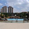 Sunway Lagoon Beach in Kuala Lumpur