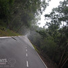 The road to Rompin, East coast of Malaysia.