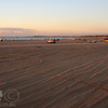 Sunset at Cable Beach in Broome Western Australia at low tide.