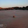 Hermit Crag at Riddell Beach. Broome in Western Australia.