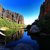 Windjana George East of Derby Western Australia.
