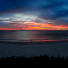 Sunset just South of Cottesloe Beach in Perth Western Australia.