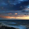 North Beach, Perth Western Australia at sunset.