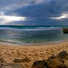 A stormy afternoon at Trigg Beech in Perth, Western Australia.