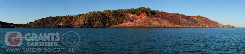 Cockatoo Island Western Australia.