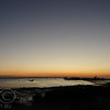 Sunrise at Broome jetty, Western Australia.
