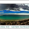 The colours of Coral Bay - Western Australia.