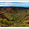 Charles Knife Canyon - South of Exmouth Western Australia