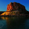 Early morning at Raft Point in the Kimberley. Far North West of Western Australia.