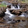 Waterfall above Bells Rapids in Brigadoon nestled in the Swan Valley.