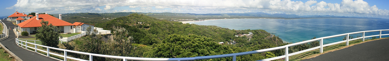 Byron Bay vista
