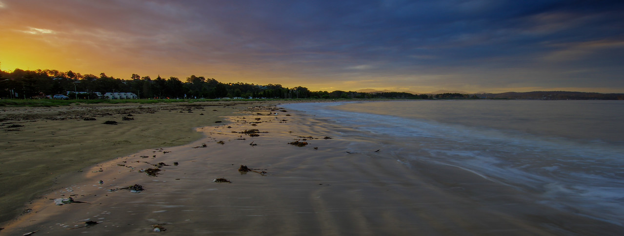 Batemans Bay dusk