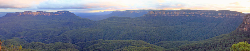echo point , blue mountains NSW