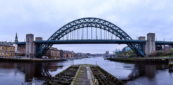 Tyne bridges