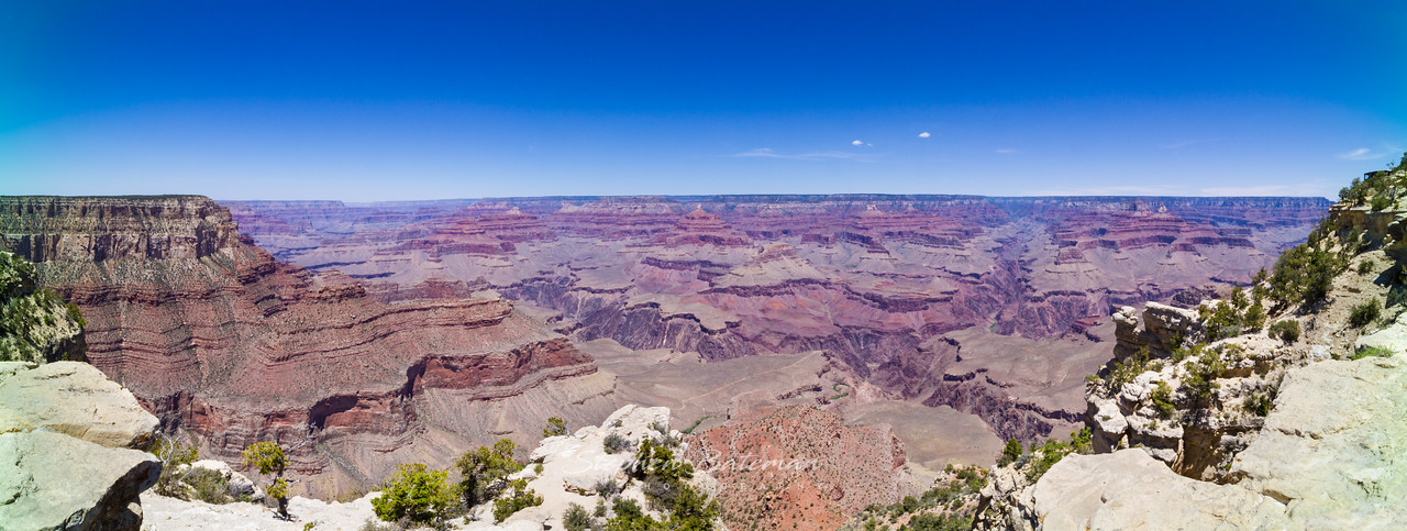 Grand Canyon, Arizona, view from South Rim