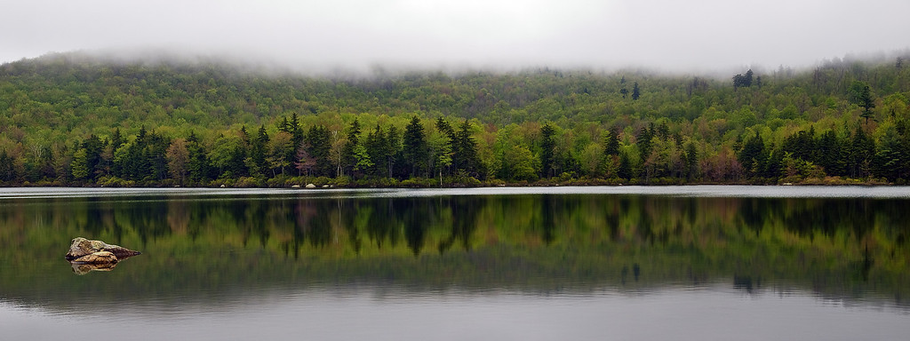 Cold Spring Pond, Stoddard, New Hampshire