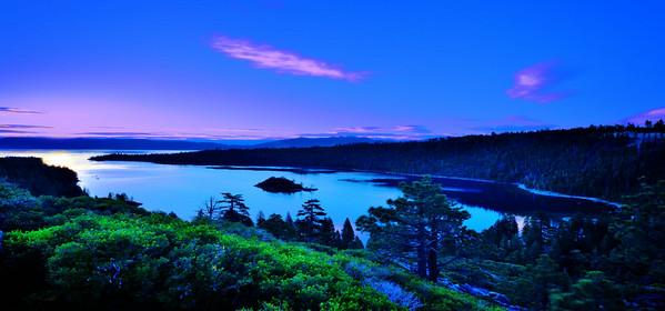 Emerald Bay, Tahoe