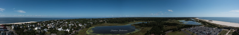 360 view from Cape May Lighthouse