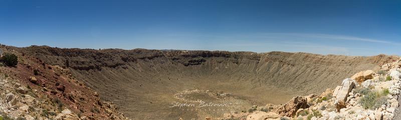 Meteorite Crater, Arizona
