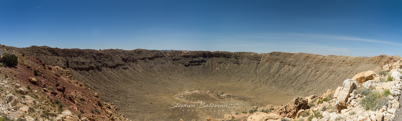 Meteorite Crater, Arizona