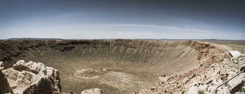 Meteorite Crater Arizona
