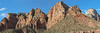 Sandstone Mountains,<br /> Zion National Park, Utah