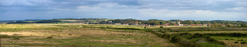 Cley-next-the-Sea, the Norfolk coast.