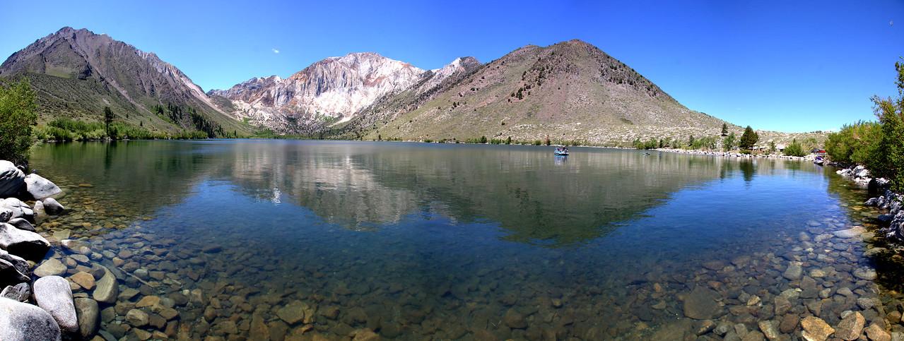 Convict Lake, Mammoth Lakes