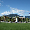 Whistler Village panorama.