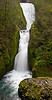 Bridal Veil Falls in the Columbia River Gorge, Oregon