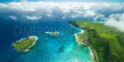 East Oahu High Altitude
