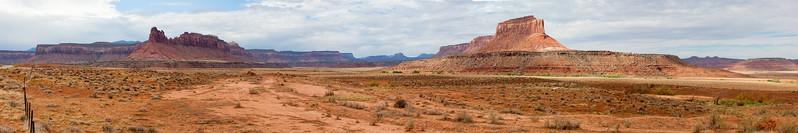 Utah Canyonlands Vista