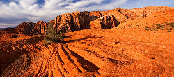 Snow Canyon State Park, southern Utah