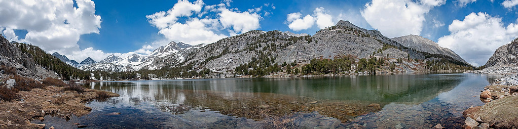 Long Lake Pano