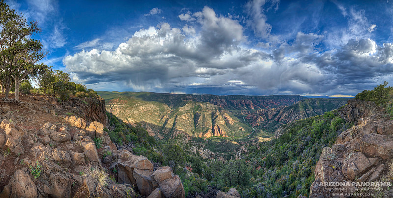 Sycamore Canyon Magnificence