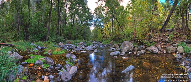 Last Days of Summer on Oak Creek