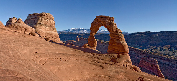 Delicate Arch - Arches National Park - Utah