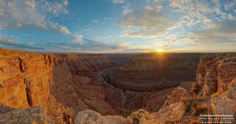 Marble Canyon Sunrise