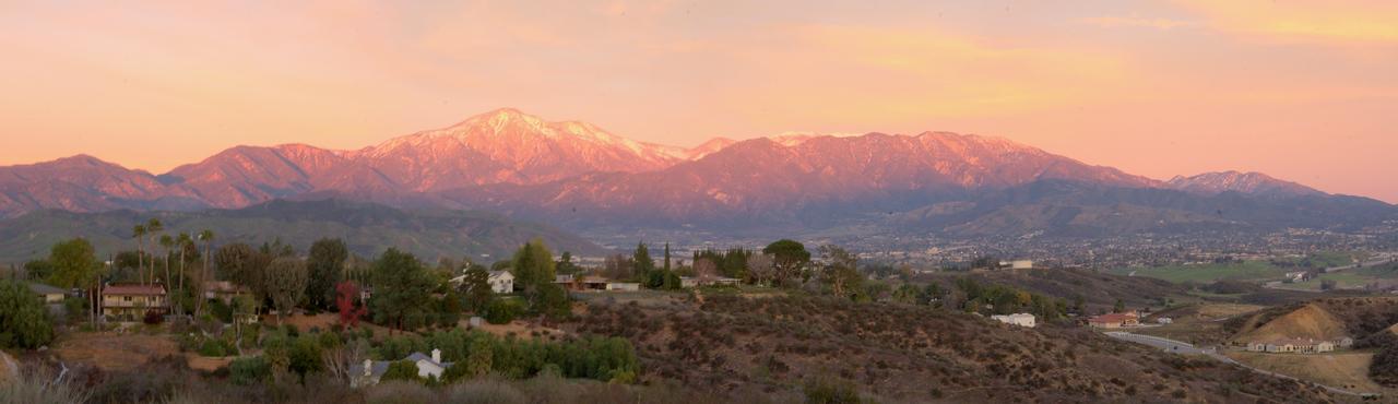 Redlands Sunset
