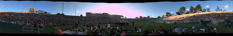 4th of July, Rose Bowl, Pasadena