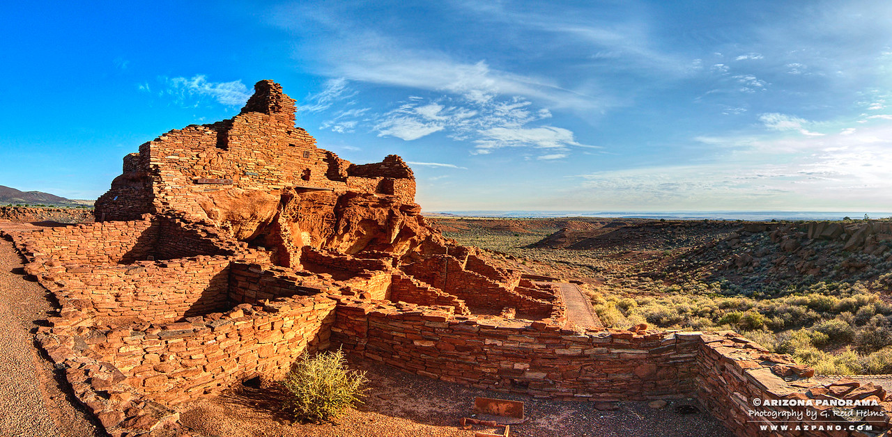 Tall House, Wupatki National Monument