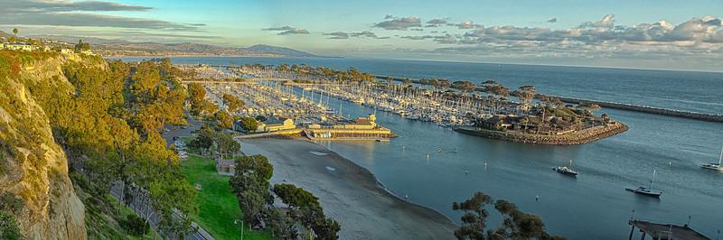 Dana Point California - Blue Lantern lookout