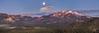 Solstice Moonburst Over Mammoth
