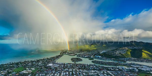 Mt. Terrace Rainbow