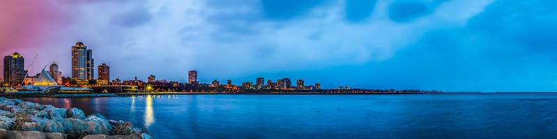 Milwaukee Skyline - Version 2