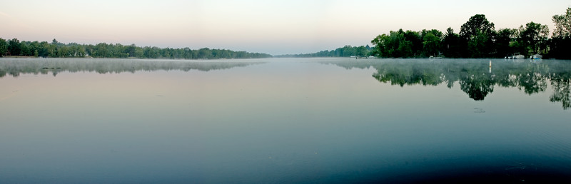 Chippewa River at Sunrise