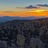 Chiricahua Monument Sunset