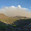 Piestewa Peak Dust Storm