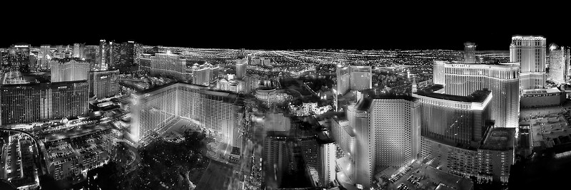 Las Vegas Strip by Night